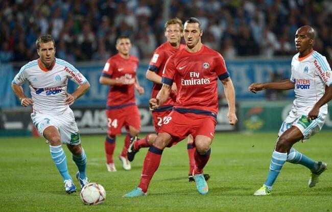 Ibrahimovic ne jouera pas PSG-OM !