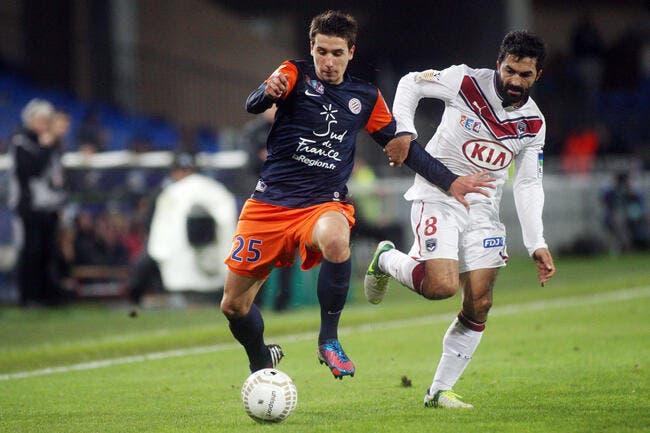 Montpellier Bordeaux Un Match De Dh Devant  Spectateurs Pour Gillot