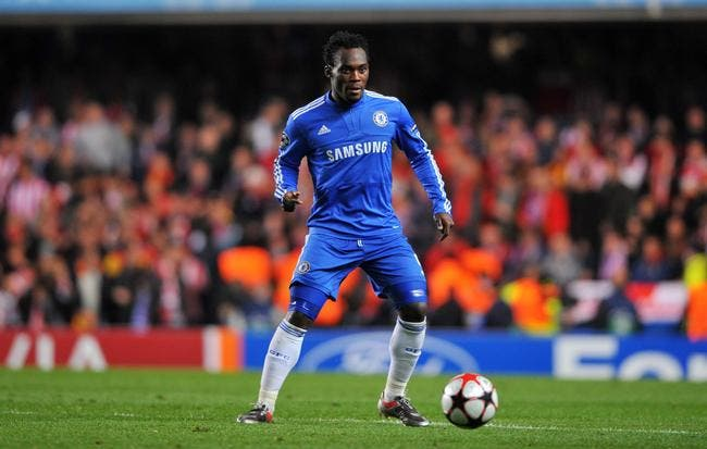 Essien prêté au Real Madrid à l'ultime minute du mercato