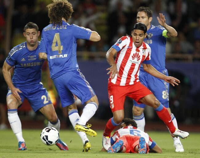 Le Barça a été scotché par Falcao mais ne le fera pas venir