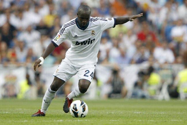 Officiel : Lassana Diarra quitte le Real Madrid pour le FC Anzhi