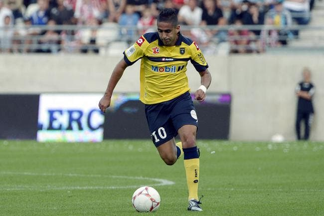 Boudebouz va rester à Sochaux, malgré les insultes