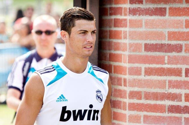 Cristiano Ronaldo envoyé au PSG par sa copine ?