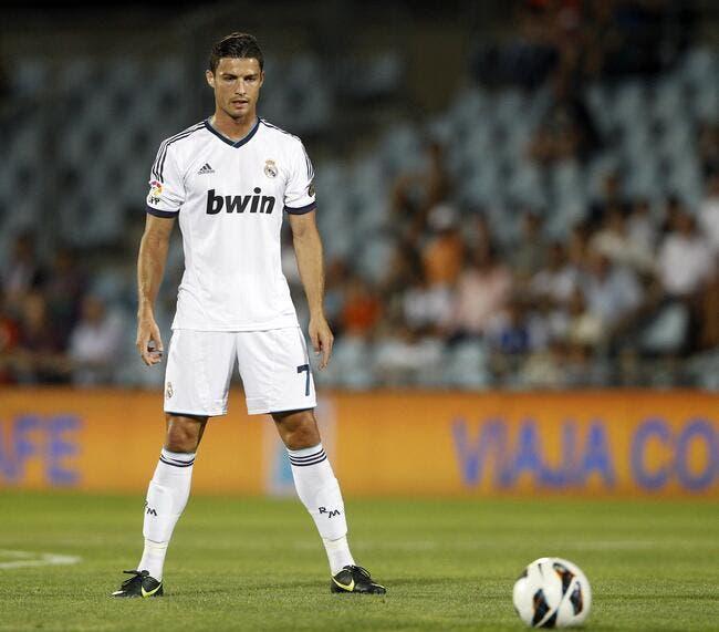 Le PSG « n'a pas fait d'offre » pour Cristiano Ronaldo
