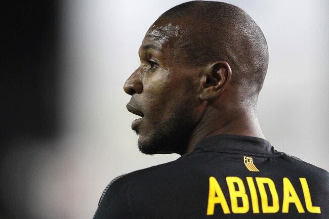 Un retour d'Abidal avant 2013, c'est possible