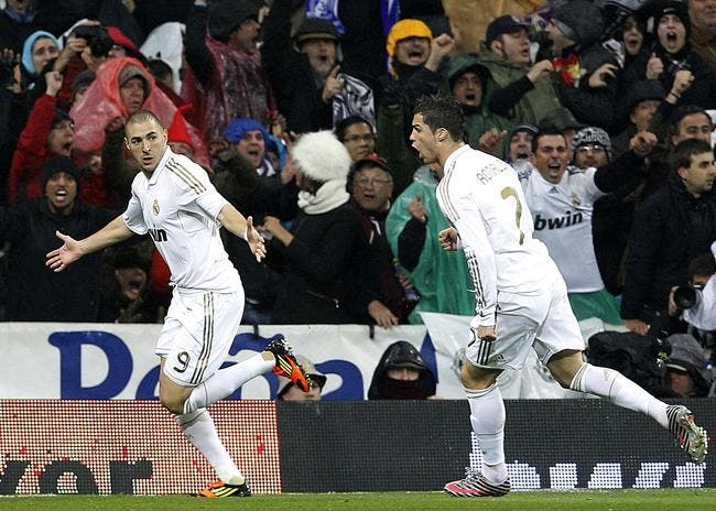 Cristiano Ronaldo malheureux ? Benzema n'était pas au courant
