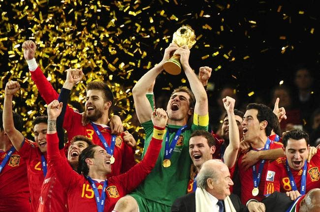 Foot mondial 2014 casillas effar que l 39 espagne doive se - Equipe de france coupe du monde 2002 ...