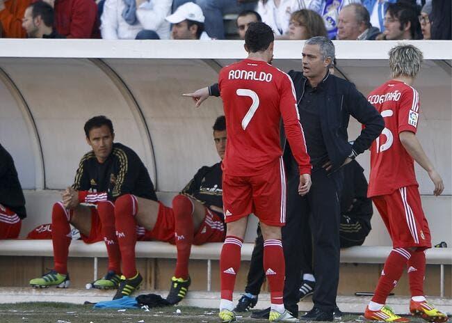 Mourinho et Pérez vont rencontrer Cristiano Ronaldo, MU à l'affût