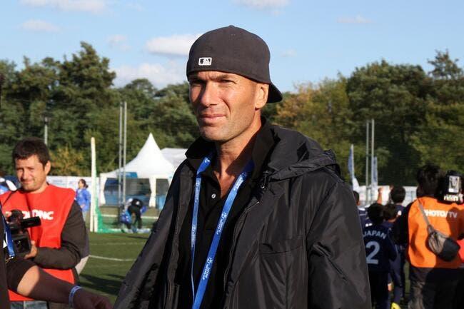 Zidane préfère « plutôt » l'OM au PSG