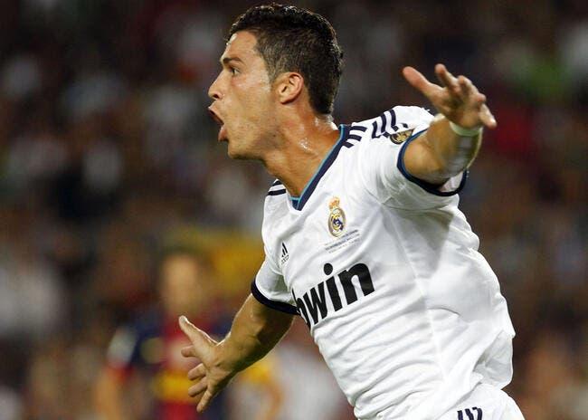 Rassuré, Cristiano Ronaldo veut tout gagner avec le Real Madrid