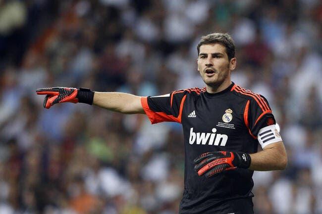 Au Real jusqu'à 39 ans, Casillas y croit