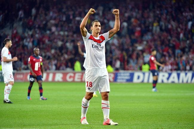 Le PSG peut remporter la Ligue des Champions pour Ibra