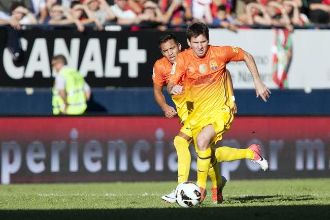 Messi et le Barça mettent le Real à 8 points !
