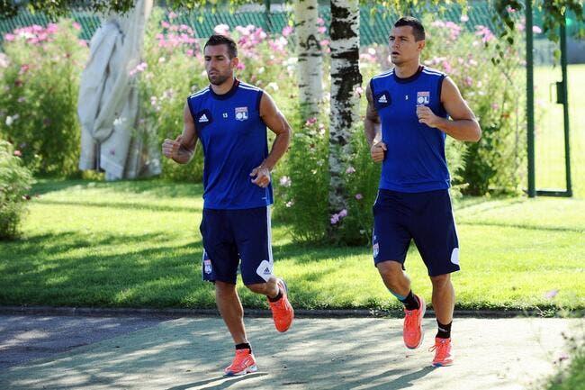 Passer de l'OL au Barça, ça fait saliver Lovren