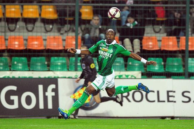 Retour sous le maillot vert pour Albin Ebondo