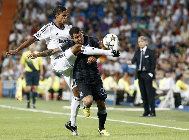 Varane surpris par Mourinho, mais heureux de gagner avec le Real