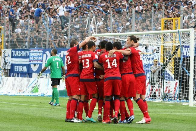 Ibrahimovic n'a pas trouvé ça facile à Bastia