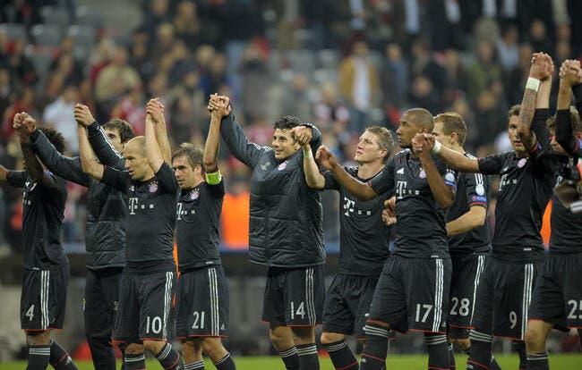 PSG-Bayern en amical cet hiver ?