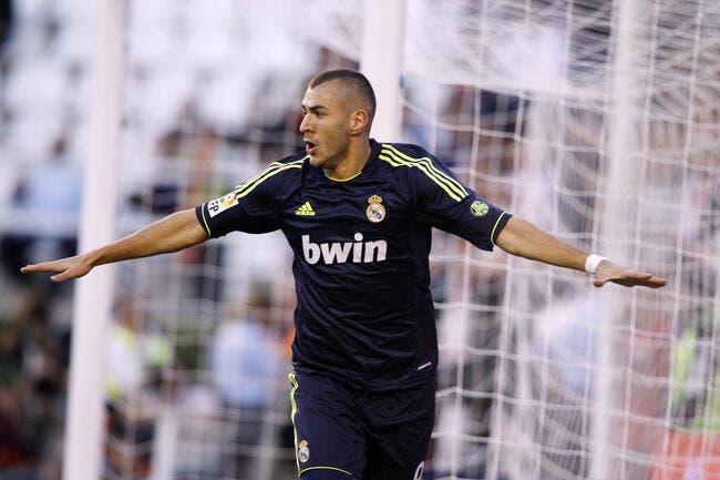 Buteur ou passeur, Benzema choisit les deux