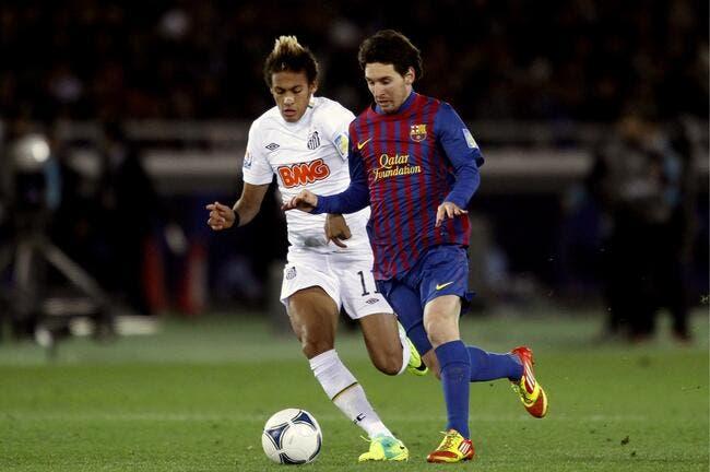 Messi-Neymar, les deux meilleurs joueurs au monde pour Daniel Alves