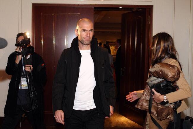 Zidane rappelle à Mourinho qu'il est toujours au Real Madrid