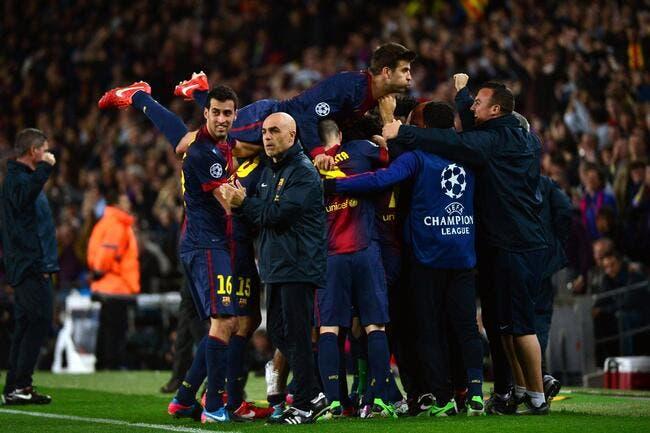 Bayern - Barça en demi-finale, le Real pioche le Borussia Dortmund