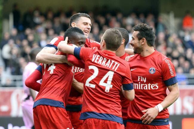 Le titre pour le PSG, c'est pour bientôt assure Ancelotti