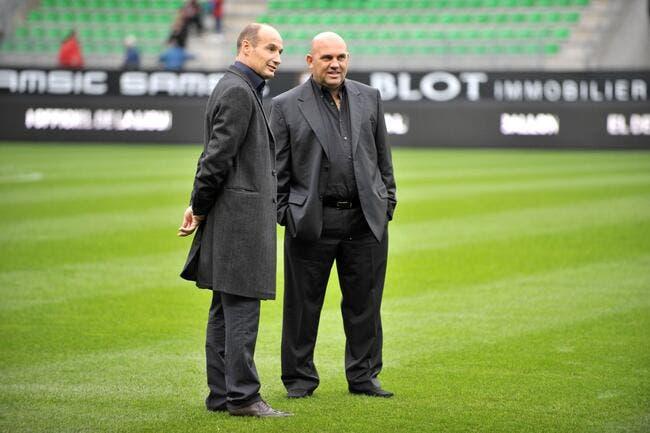 Football Rennes - Dréossi le « vrai tocard » du Stade Rennais