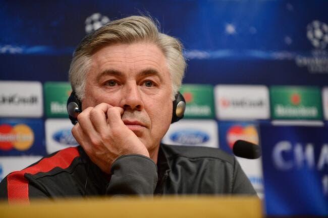 Larqué a une explication pour le départ d'Ancelotti du PSG