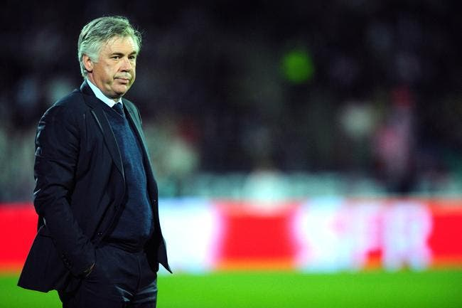 Ancelotti plus flou que jamais sur son avenir au PSG