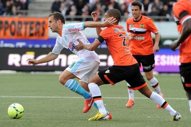 Lorient assure qu'il méritait mieux face à l'OM