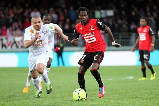 Rennes sait de nouveau ce que ça fait de gagner un match