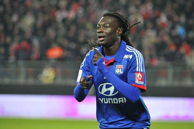Aulas officialise l'accord OL-Newcastle pour Bafé Gomis !