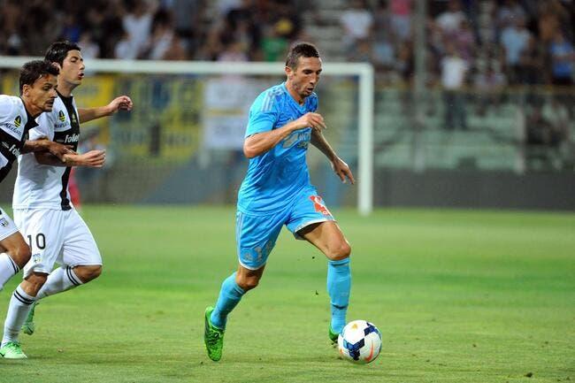 Amalfitano tenté de quitter l'OM pour la Premier League ?