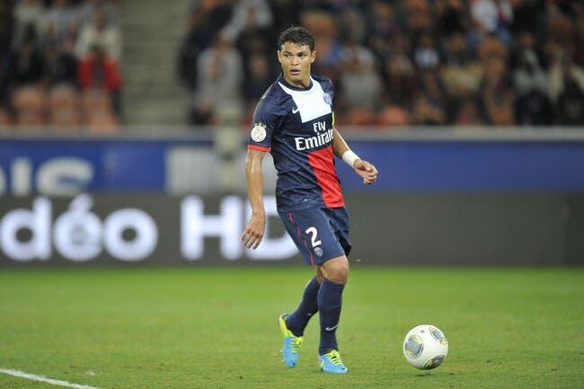 Thiago Silva veut revenir à Milan cette saison