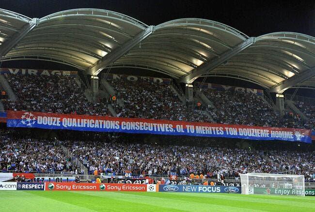 L'appel d'Aulas aux supporters de l'OL va remplir Gerland