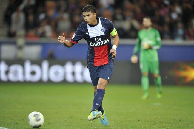 Officiel : Thiago Silva prolonge au PSG