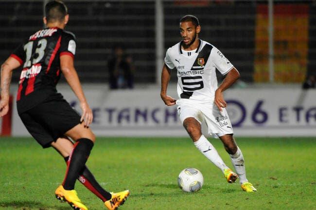 Officiel : Jebbour quitte Rennes et rejoint Montpellier
