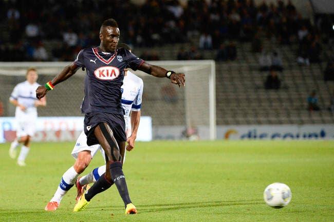 Rester à Bordeaux ne fera pas déprimer Lamine Sané