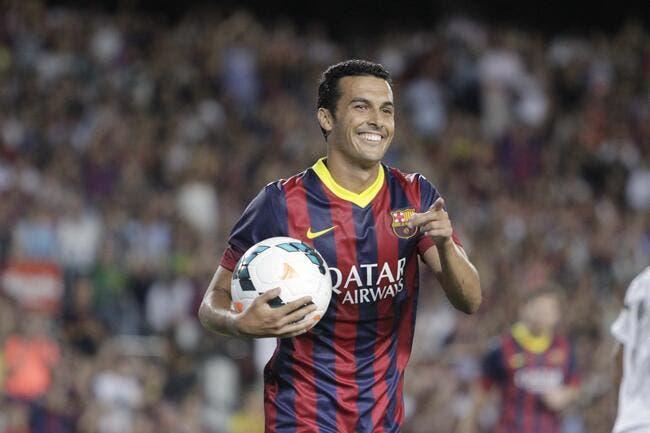Le PSG prêt à payer 40ME pour Pedro ?
