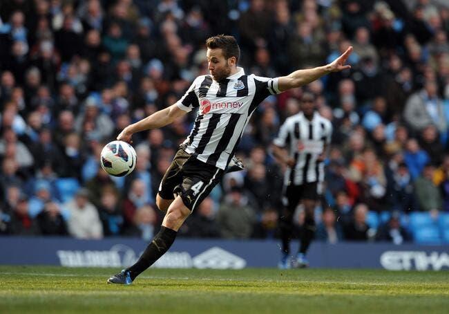 Le PSG a la priorité de Newcastle dans le dossier Cabaye