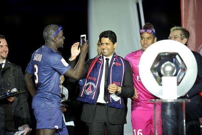 Al-Khelaifi dit non au départ de Sakho du PSG !