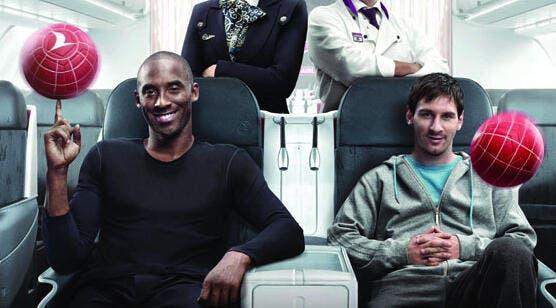 Après Messi et Bryant, Turkish Airlines mise sur l'OM