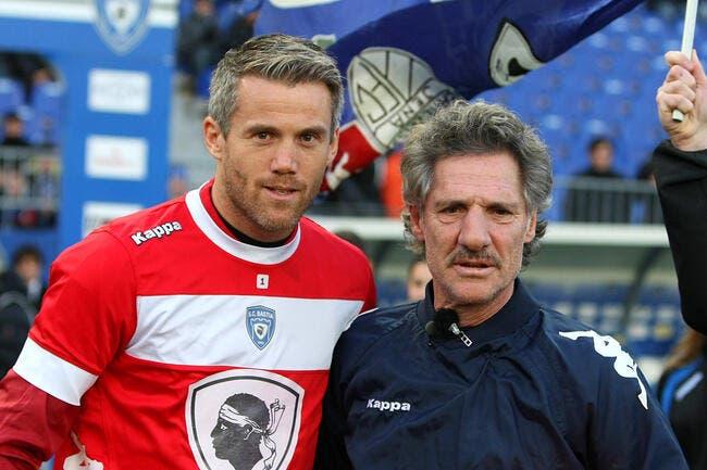 Photo : Landreau rejoint Ettori dans l'histoire de la L1