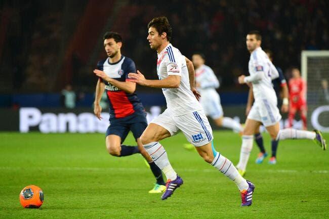 PSG - Lyon : les compos