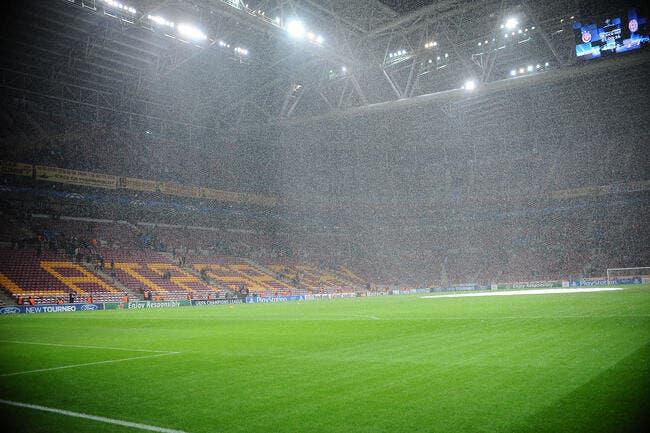 Galatasaray-Juventus officiellement annulé