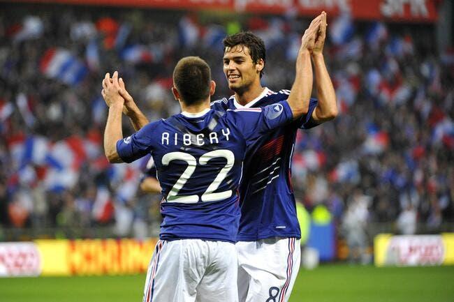 Yoann Gourcuff, un vote qui relance les rumeurs avec Ribéry