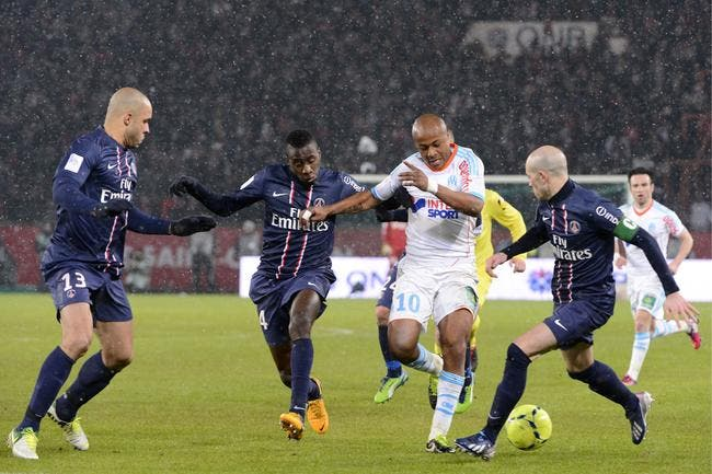 A. Ayew se justifie sur sa photo made in PSG