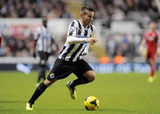 Newcastle n'a aucune raison de vendre Cabaye au PSG