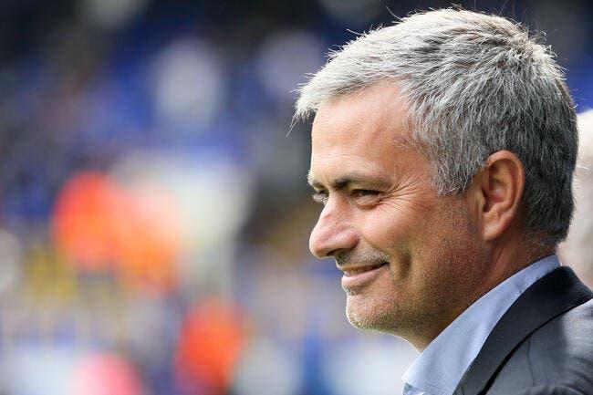 Mourinho aide gratuitement un coach de Ligue 1